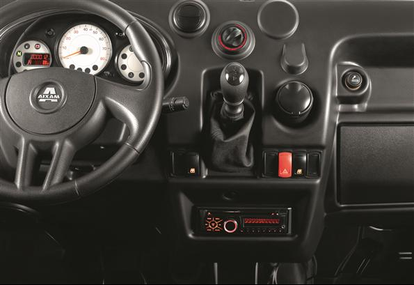 D-Truck Radio