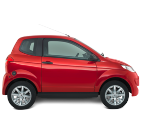 MInauto GT rood