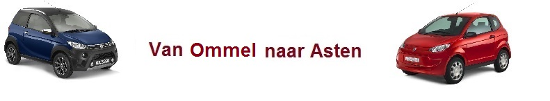 Van Ommel naar Asten