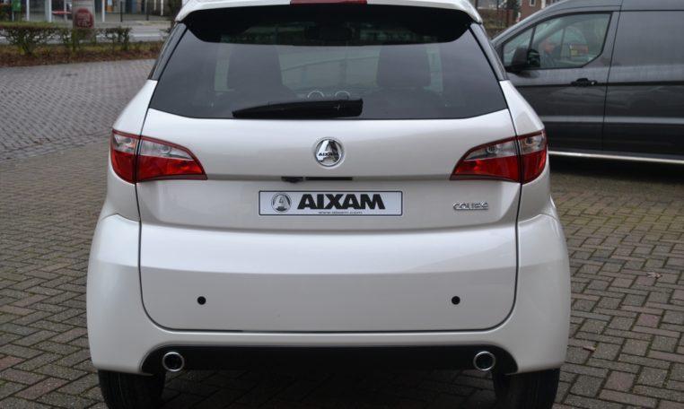 Aixam Coupé Premium ABS + Airco Brommobiel